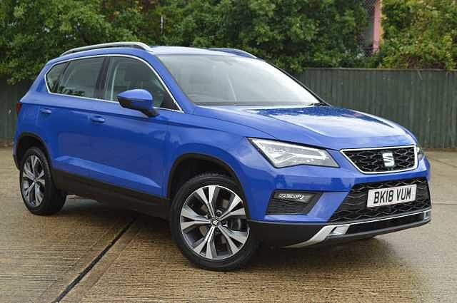 SEAT Ateca SUV 1.0 TSI (115ps) SE Techn Ecomotive 5-Dr