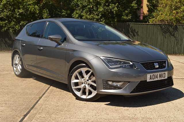 SEAT New Leon 1.8 TSI FR 5-Door Hatchback